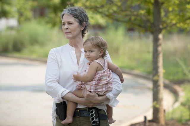 Still of Melissa McBride in The Walking Dead (2010)