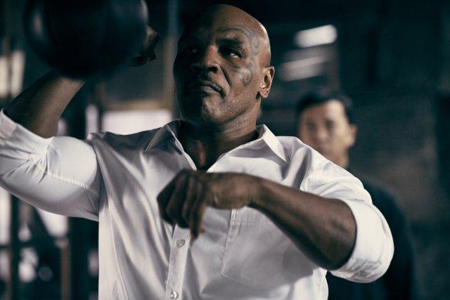 Still of Mike Tyson in Yip Man 3 (2015)