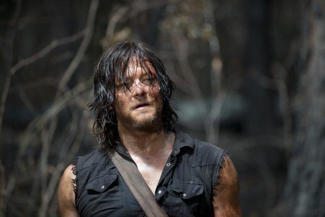Still of Norman Reedus in The Walking Dead (2010)