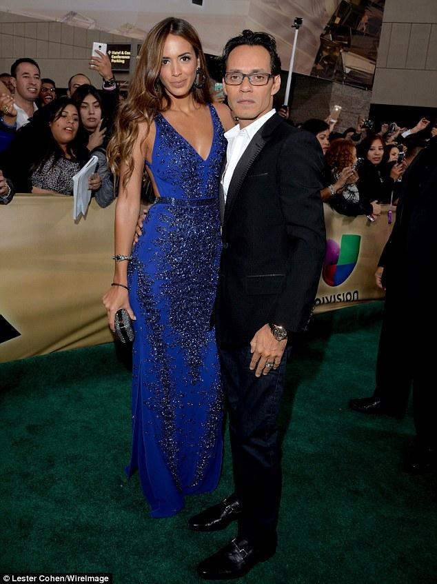 Still Honeymooning! Newlyweds Marc Anthony And Shannon De Lima