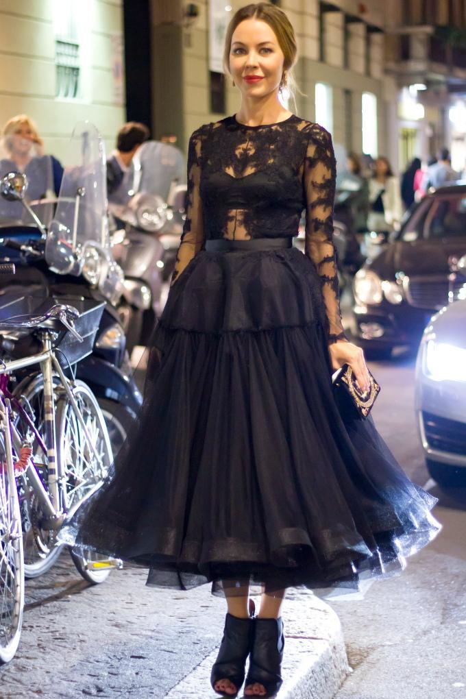 Style Inspiration     Ulyana Sergeenko   Style Inspired