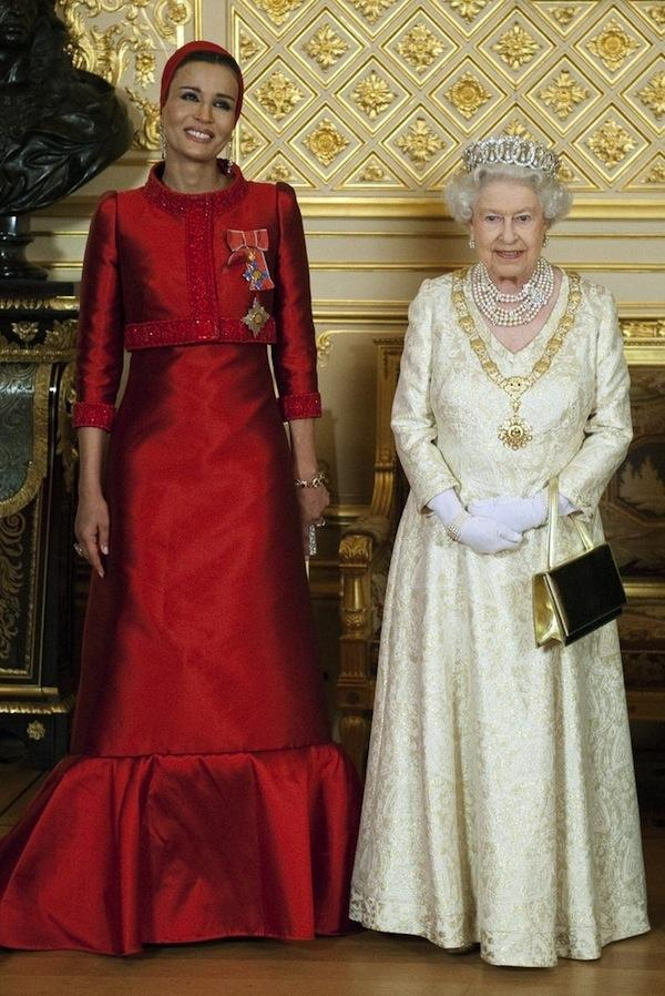 Style Pantry   Style Spotlight: Sheikha Mozah Bint Nasser Al Missned