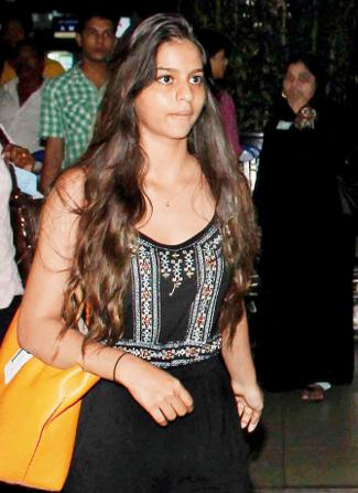 Suhana Khan Wiki,biography,dob,father And Profile Info