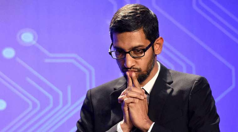 Sundar Pichai, About Sundar Pichai, News And Photos Of Sundar Pichai