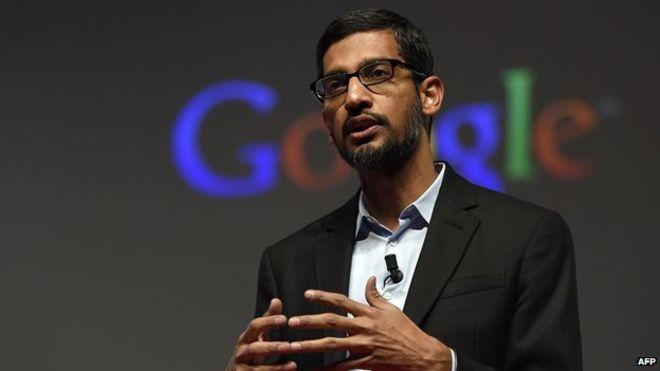 Sundar Pichai: Google's New Boss From Humble Roots - BBC News