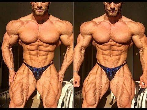 Super Shredded 21 Year Old Bodybuilder Chris Bumstead - YouTube