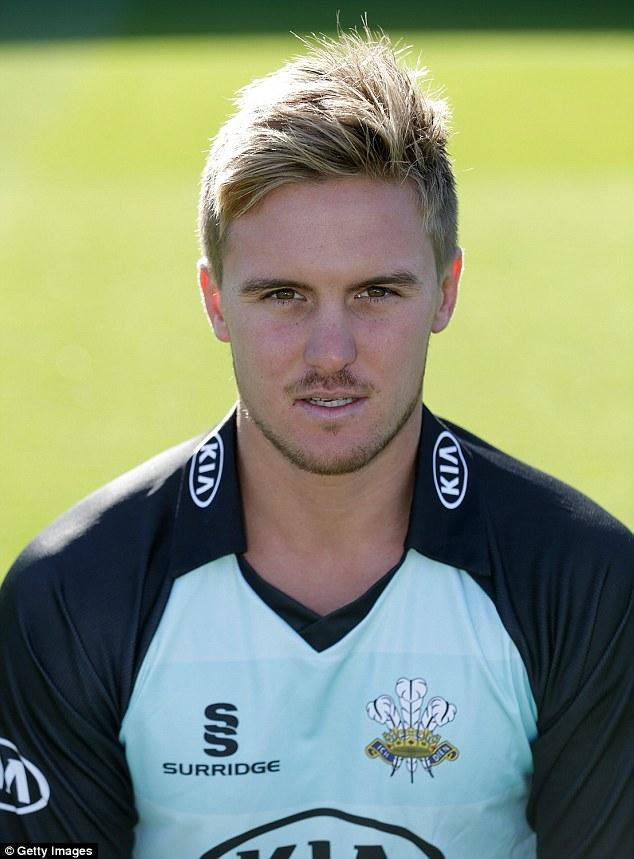 Surrey's Jason Roy Believes Tom Maynard's 'hugely Tragic Death
