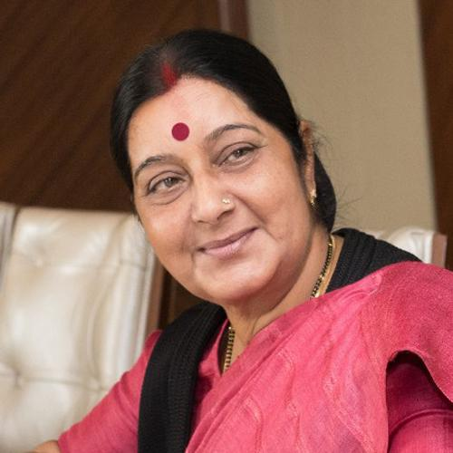 Sushma Swaraj Is First Woman To Be India's External Affairs Minister
