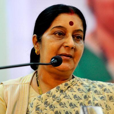 Sushma Swaraj News   Latest Sushma Swaraj Updates   Sushma Swaraj