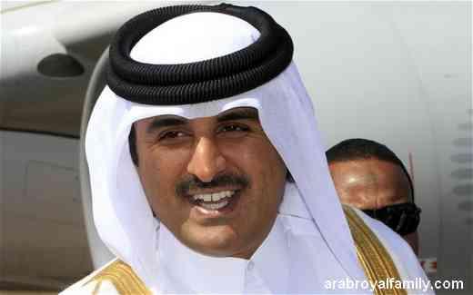 Tamim Bin Hamad Bin Khalifa Al Thani Biography