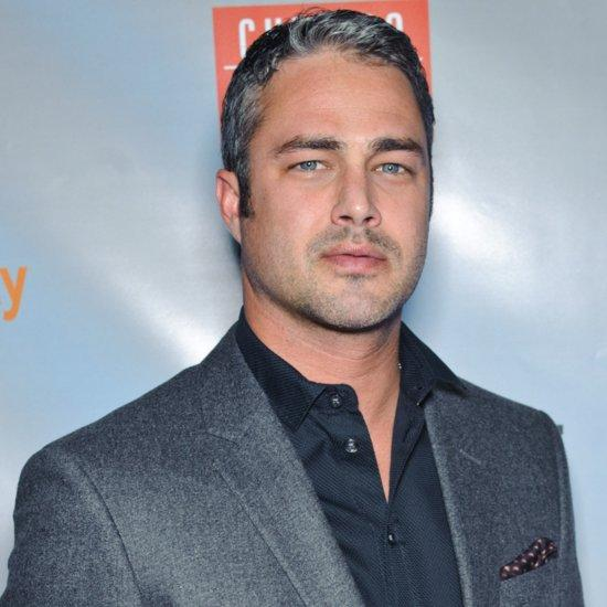Taylor Kinney At The Chicago Fire Premiere November 2015   POPSUGAR