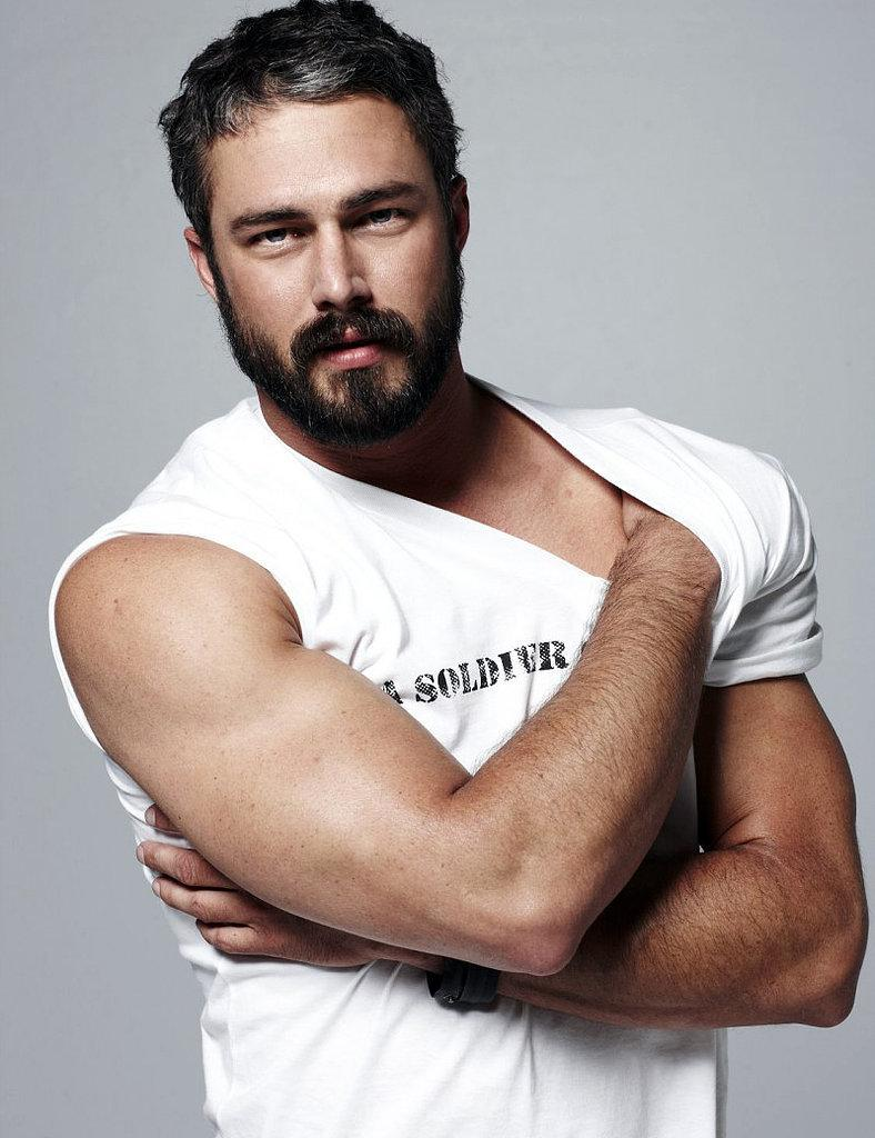 Taylor Kinney Is Going To Make One Superhot Husband   POPSUGAR
