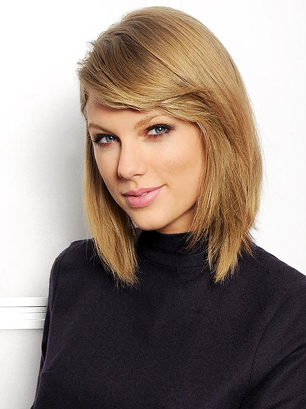 Taylor Swift's Reveals She Planned Her Haircut And She's Still Growing