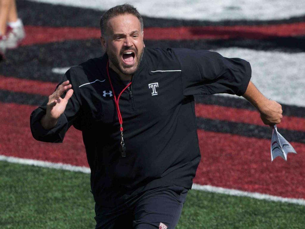 TEMPLE'S RHULE TO RUTGERS: WHY WOULD HE TAKE A STEP DOWN? - Fast