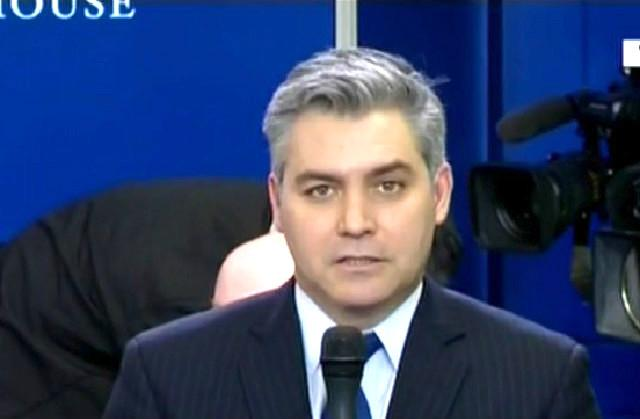 That Is Contrary To What We Have Been Told': CNN's Jim Acosta On