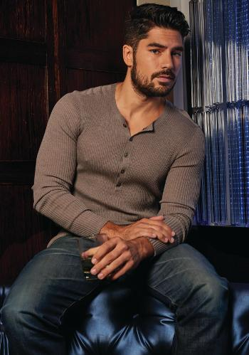 The 'Dawn' Of D.J. Cotrona   Backstage Actor Interviews   Acting