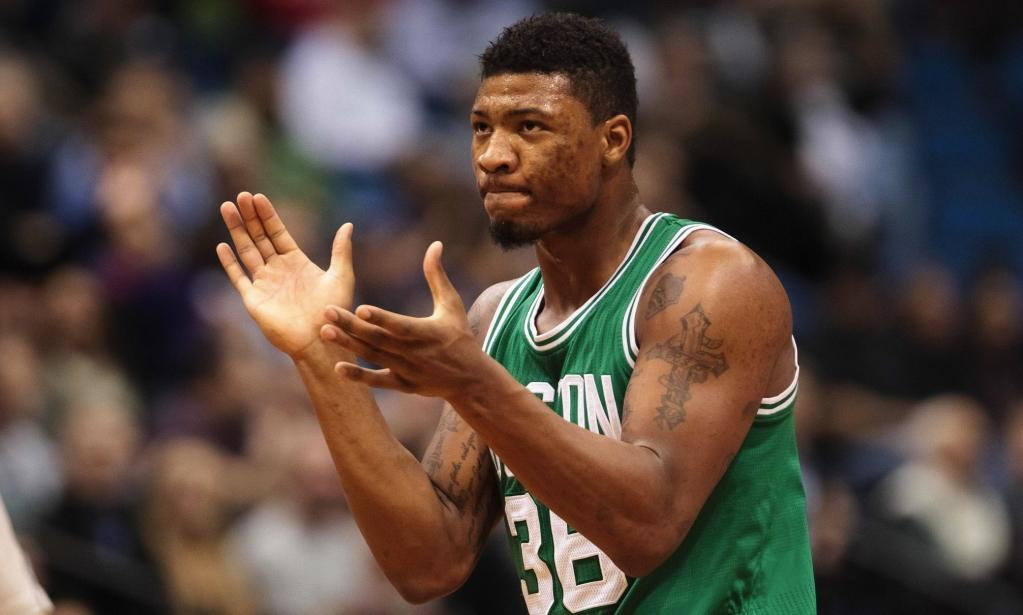The Celtics Should Trade Marcus Smart? :: Dirty Water Sports