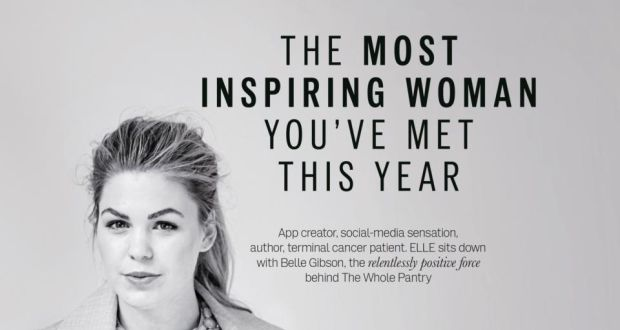 The Curious Case Of Belle Gibson