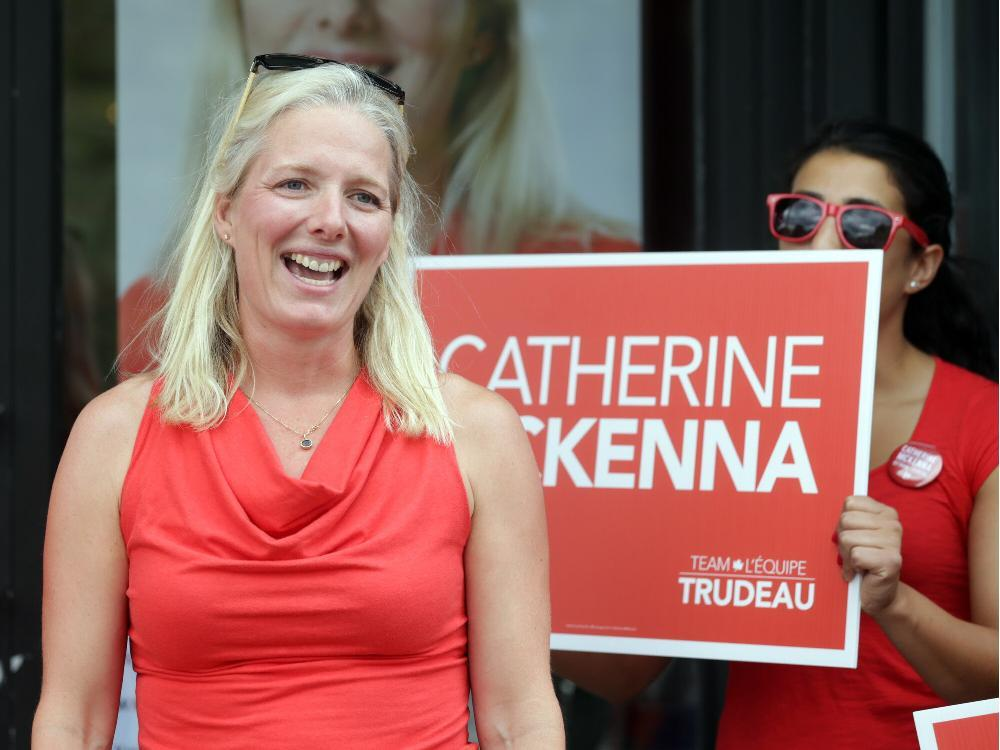 The Gargoyle: Ottawa Centre Liberal Candidate Catherine McKenna