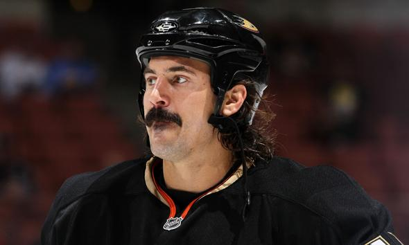 The Hockey Stuff - A Blog By Justin Cait :: George Parros Calls It A
