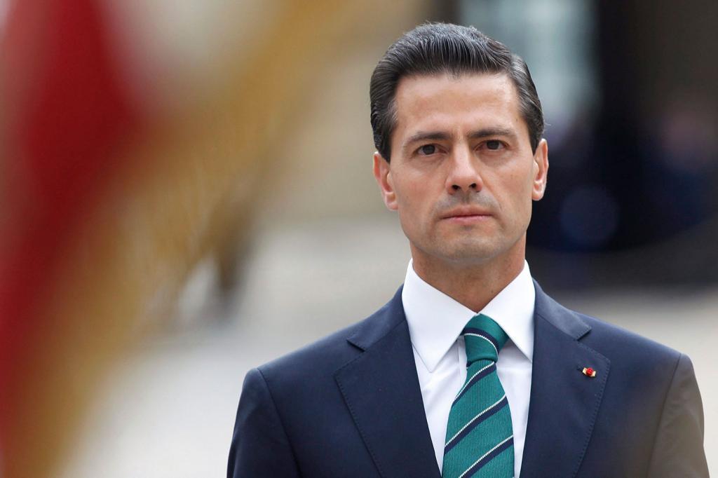 The Hypocrisy Behind Mexico's President, Enrique Pe    A Nieto