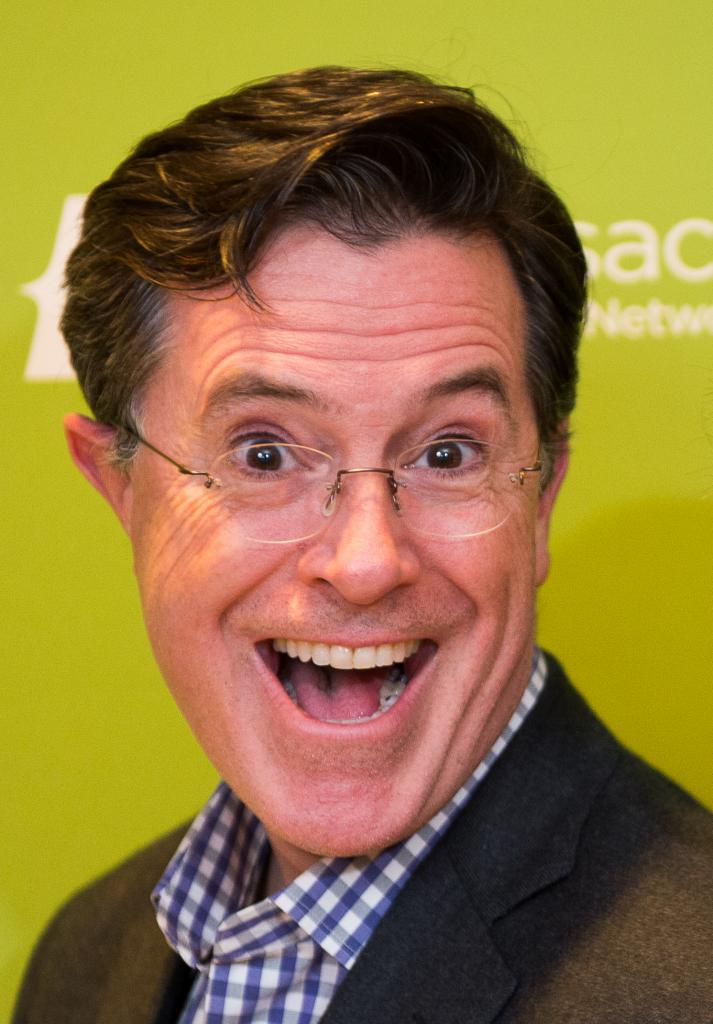 The Late Show With Stephen Colbert - Wikipedia
