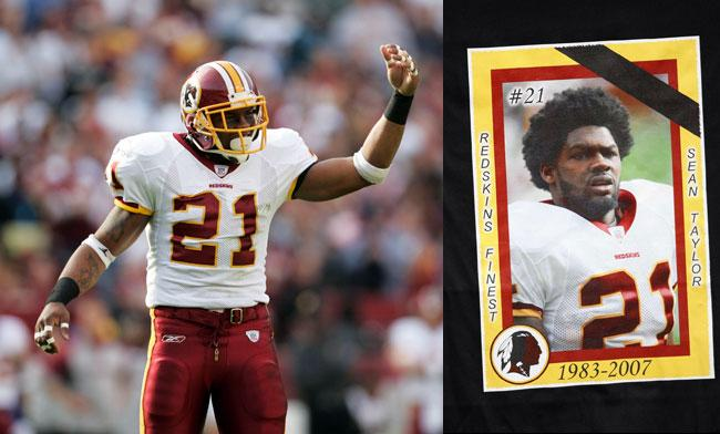 The Legacy Of Sean Taylor And No. 21 In Washington   The MMQB With