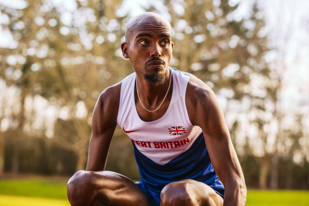 The Official Website Of Mo Farah