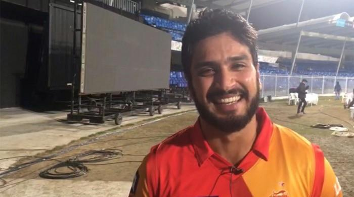 The Real Story Behind Rumman Raees' Signature Celebration Style