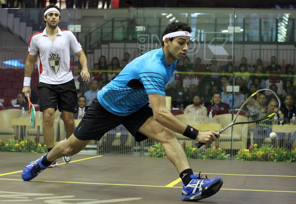 The Real-Life Diet Of Squash Star Mohamed Elshorbagy, Proponent Of