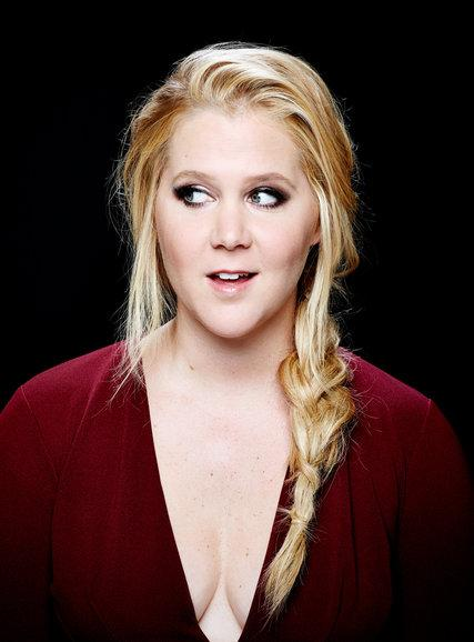 The Sneaky Power Of Amy Schumer, In 'Trainwreck' And Elsewhere - The