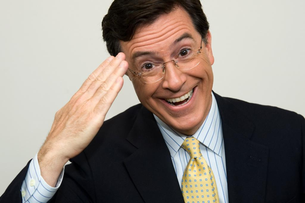 The Stephen Colbert Personality Issue - Stealing Share