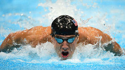The Story Of Michael Phelps     HistoryLocker