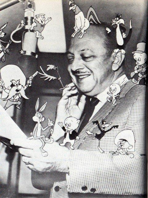 The Strange Day When Bugs Bunny Saved The Life Of Mel Blanc   Open