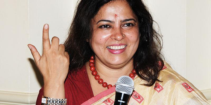 The Very Bold And Inquisitive Meenakshi Lekhi