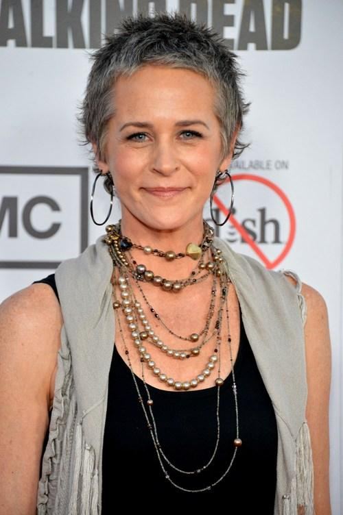 The Walking Dead' Star Melissa McBride: 9 Things You Didn't Know