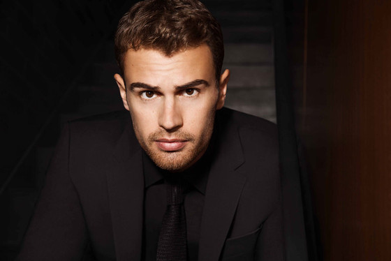 Theo James Is The Face Of Hugo Boss Fragrance   See The Smoldering Pic