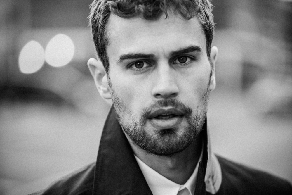 Theo James - Page - Interview Magazine