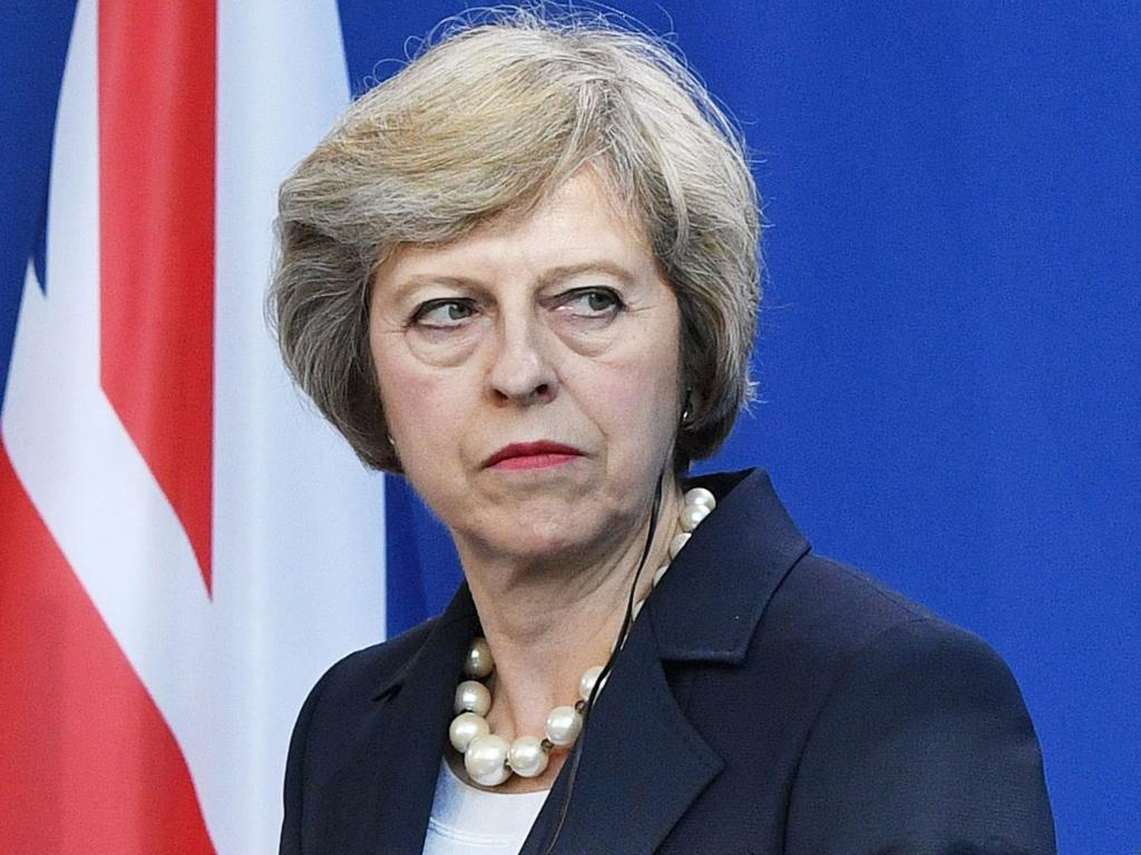 Theresa May Announces New Crackdown On Modern Slavery   The Independent