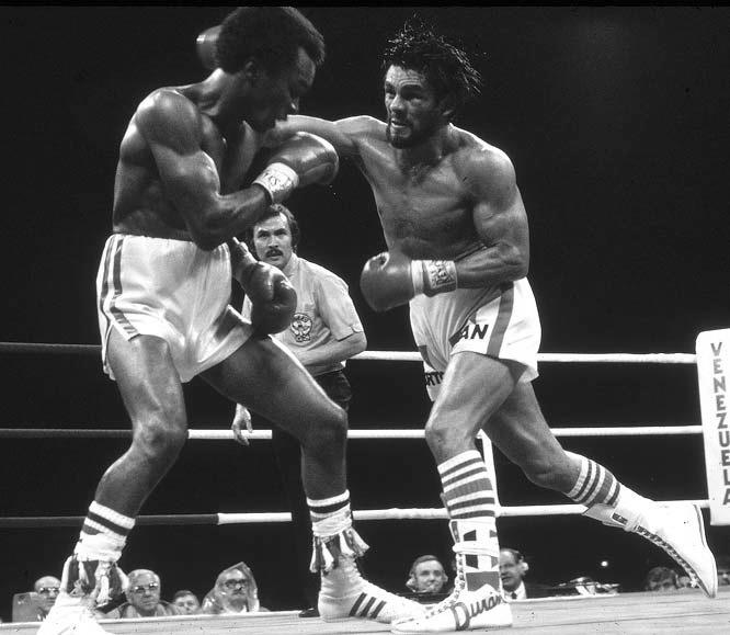 Thoughts On Boxing, Boxers And Fights: What If: Roberto Duran Vs