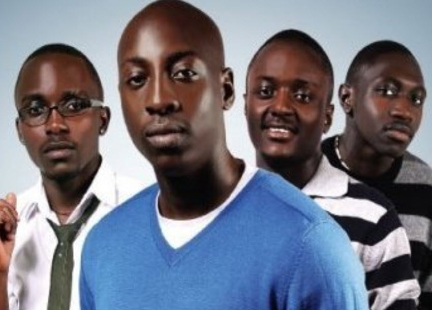 Throw Back: Sauti Sol Before The Money And Fame