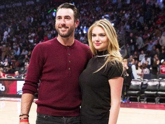 Tigers Pitcher Justin Verlander, Supermodel Kate Upton Engaged