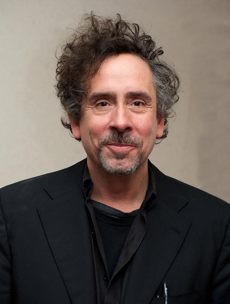 Tim Burton Looks Like A Cracked Out Nicholas Cage : Funny