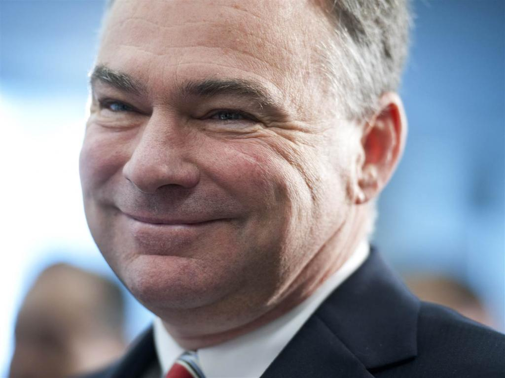 Tim Kaine: A Traditional VP Choice For Clinton In An Unconventional