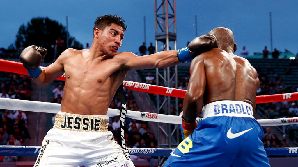Timothy Bradley Jr. Vs. Jessie Vargas   HBO Boxing
