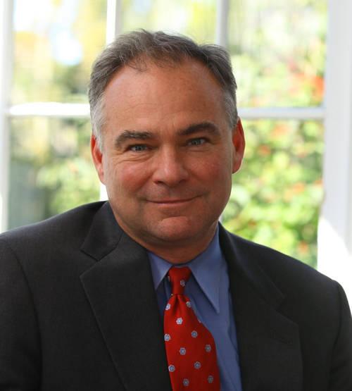 Timothy Kaine - US Senate VA - WVVA TV Bluefield Beckley WV News