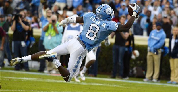 T.J. Logan, North Carolina, Running Back
