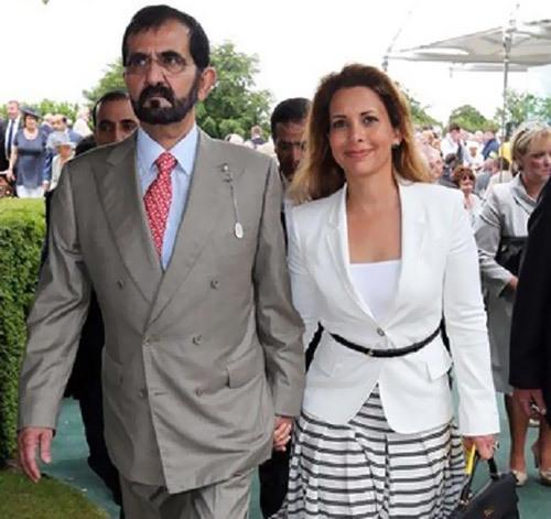Top 10 Memorable Images Of Princess Haya Bint Al Hussein