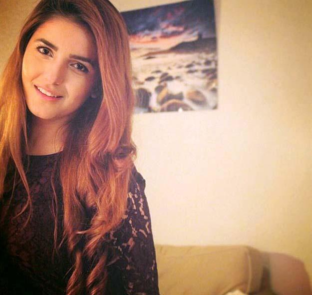 Toss Up: Momina Mustehsan - The Express Tribune