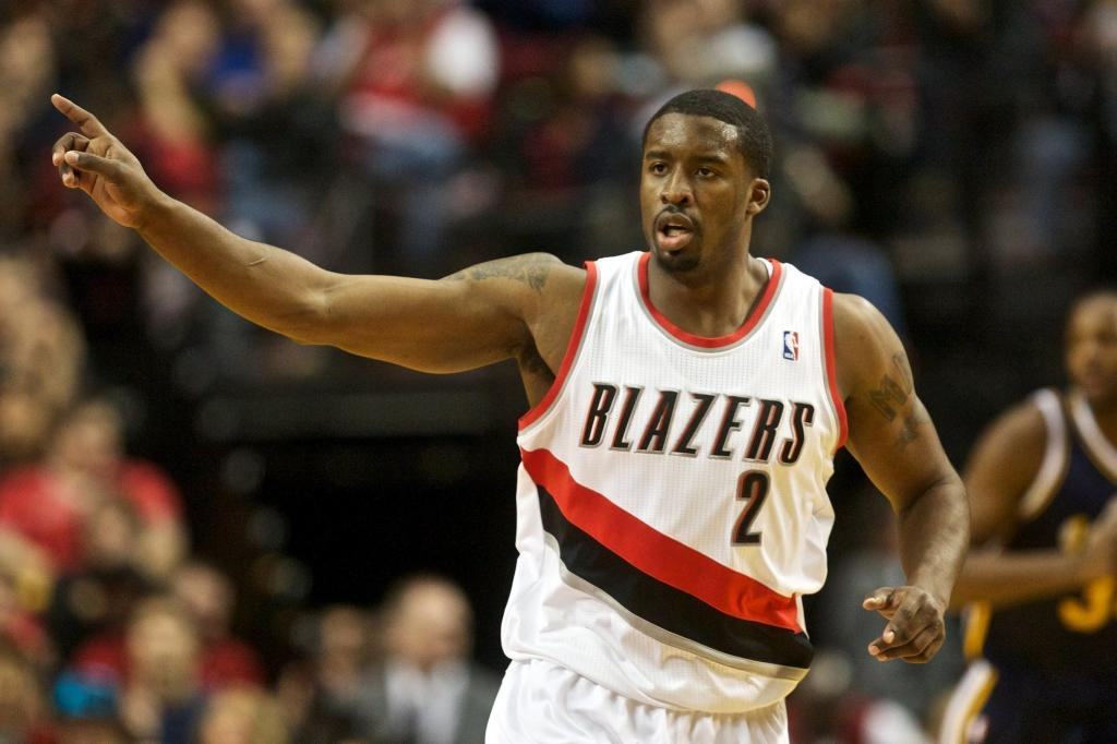 Trail Blazers Guard Wesley Matthews: From Undrafted To Draft Lottery